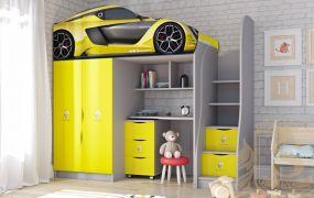 Фото Кровать-горка «Renault» - sofino.ua