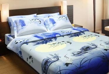 Комплект «Журавли» двуспальный