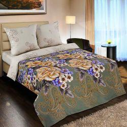 Комплект «Золотая вышивка» двуспальный