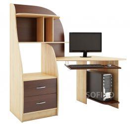 Компьютерный стол «Деметра»