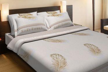 Комплект «Легкое прикосновение» двуспальный