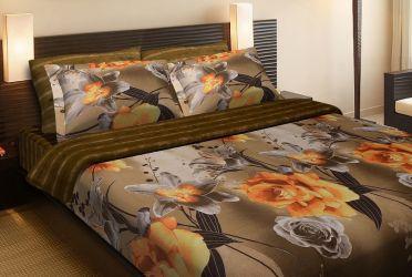 Комплект «Осенний букет» двуспальный