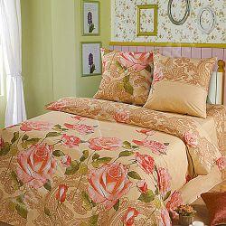 Комплект «Золотая роза» двуспальный