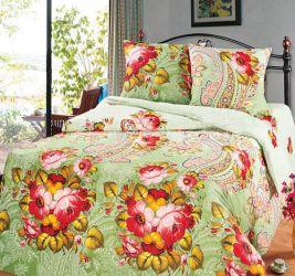 Комплект «Цветочный кураж» двуспальный