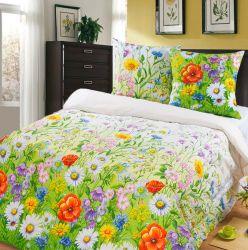 Комплект «Цветочный рай» двуспальный