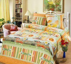 Комплект «Кошкин дом» двуспальный