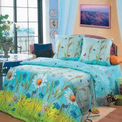 Комплект «Летнее поле» двуспальный