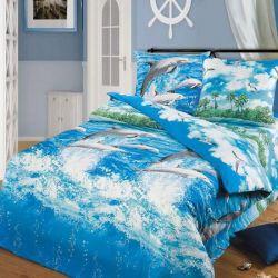 Комплект «Морской бриз» двуспальный