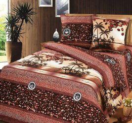 Комплект «Ночной кофе» двуспальный