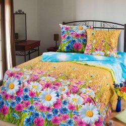 Комплект «Пшеничное поле» двуспальный