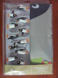 Шторы для ванной «Big Penguin 1353005» 180*180