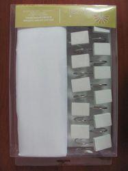 Шторы для ванной «Cathi 1353007» 180*180