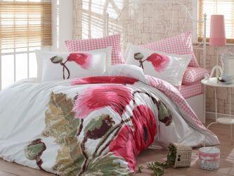 Комплект «Miray» евростандарт / розовый