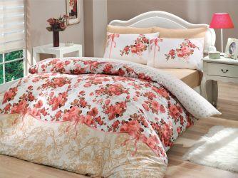 Комплект «Felicita» евростандарт / розовый