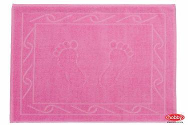 Полотенце для ног «Hayal» розовый