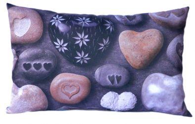 Подушка декор «Stones» 30*45