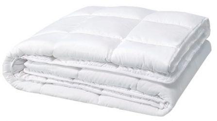 Одеяло LeVele Aloe Vera Nano, белое 155*215, ОДП