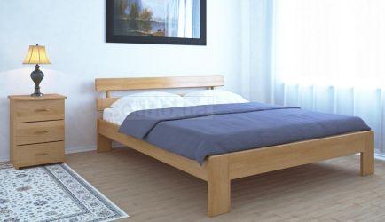 Кровать «Виктория Люкс» 120*190 | Лак