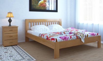 Кровать «Роксана» 120*190 | Лак