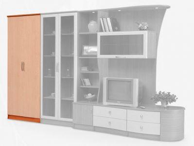 Шкаф платяной «Диана»