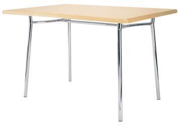 Стол «TIRAMISU duo chrome» 110*70