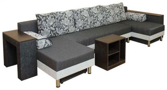 Угловой диван «Сафари-Бис»