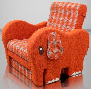 Детское кресло-кровать «Слоник 0,6»