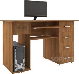 Компьютерный стол «Ника 11» без надстр.