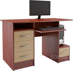 Компьютерный стол «Ника 12» без надстр.