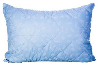 Чехол для подушки «21724» 50*70 голубой