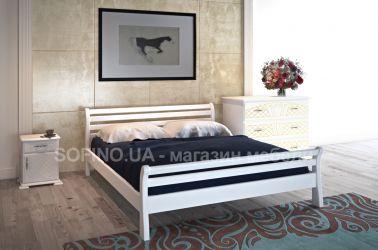 Кровать «Ретро» 140*190   белый