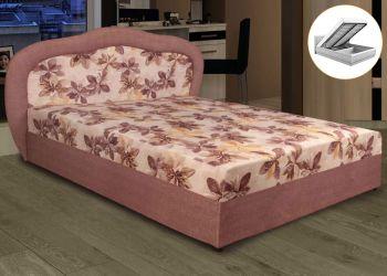 Кровать-подиум с матрасом «Барбара 1,4»