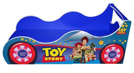 Кровать детская «Драйв Д-0008 | Toys» 70*140