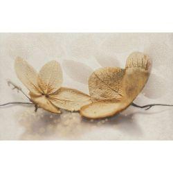 Плитка декор «Samanta» 25*40 | цветок