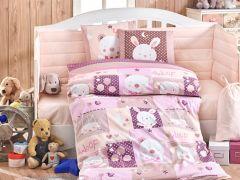 Фото КПБ HOBBY дит. Snoopy рожевий 100*150/2*35*45 Hobby - sofino.ua