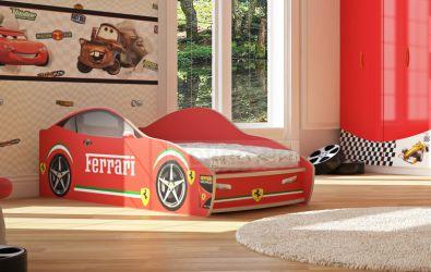 Кровать-машинка «Феррари» 80*190