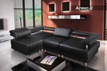 Фото Модульный набор угловой «Алекс-2» - sofino.ua