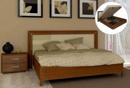 Фото Двуспальная кровать с механизмом «Белла рамка» - sofino.ua