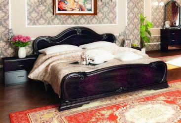 Кровать двуспальная «Футура» с подъемным механизмом 1,6