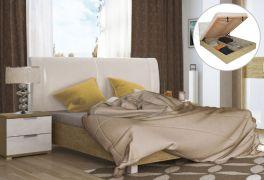 Фото Двуспальная кровать с механизмом «Верона» (М) - sofino.ua