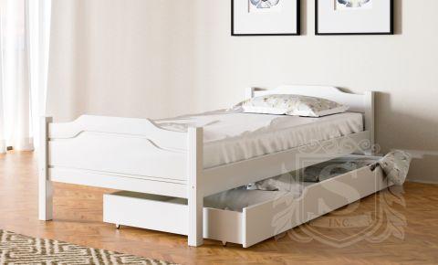 Ліжко Скіф Дерево Л-108 - Колір на вибір