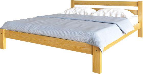 Фото Кровать деревянная «Лилиан» массив сосны - sofino.ua
