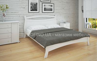 Кровать двуспальная Натали | л-209 | 160*190 | белый