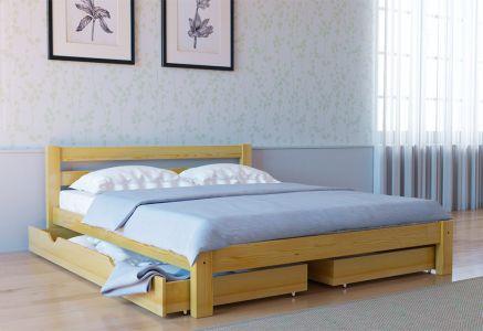 Ліжко Скіф Дерево Л-205 - Колір на вибір