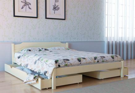 Ліжко односпальне Скіф Дерево Л-206 - Колір на вибір
