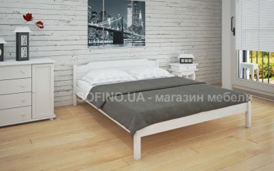 Кровать двуспальная Луиза | л-206 | 120*190 | белый