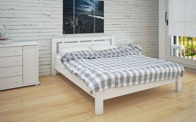 Кровать двуспальная Олимпия | л-210 | 120*190 | белый