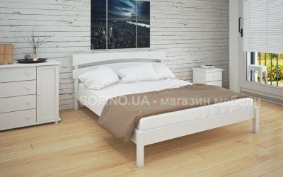 Кровать двуспальная Элиза | л-214 | 120*190 | белый