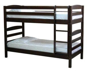 Кровать двухъярусная «Л-303» 90*200 | белый