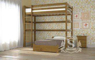 Фото Кровать двухъярусная «Л-305» - sofino.ua
